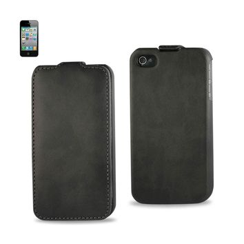 FITTING CASE APPLE IPHONE 4/4S HORSE SKIN PATTERN GREY