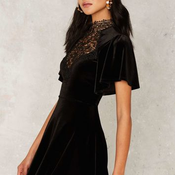 Nasty Gal Kids in America Mini Dress