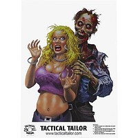 Zombie Targeting Sheets