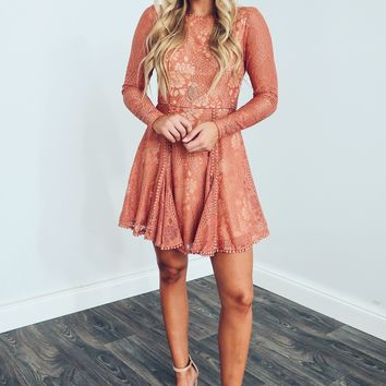 Your Everything Dress: Clay