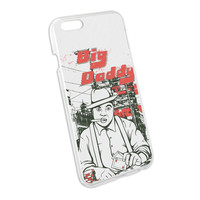Big Daddy Gambler - Poker Gangster Snap On Hard Protective Case for Apple iPhone 6