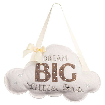 'Dream Big Little One' Nursery Décor