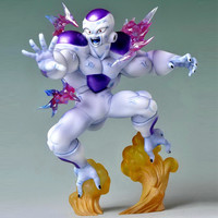 15cm Anime Figure Dragon Ball Z Freeza Freezer Combat Edition Action Figure Collectible Toy Figuarts Zero