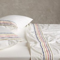 Nomad Sheet Set in Ivory White