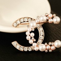 iOffer: high quality brooch in org dustbag and box 4.0*3.2cm for sale