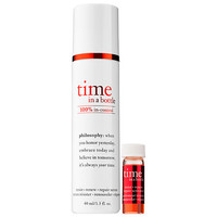Time In A Bottle 100% In-Control - philosophy | Sephora