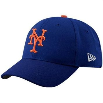 New York Mets The League 9FORTY Adjustable Game Cap