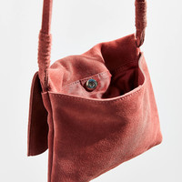 Reba Suede Crossbody Bag | Urban Outfitters