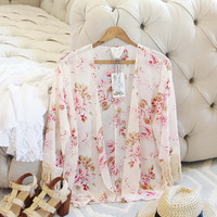 Cherokee Rose Duster