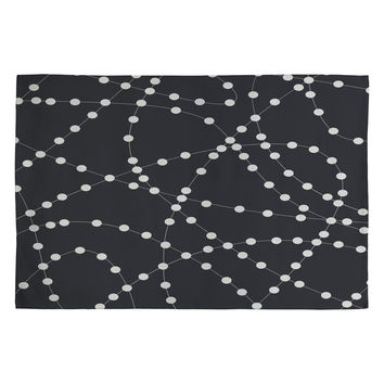 Holli Zollinger Dotted Line Woven Rug
