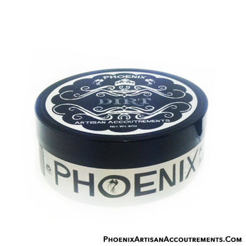 Dirt (Fougère) Artisan Shave Soap - SEASONAL - Phoenix Artisan Accoutrements
