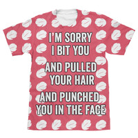 The Apology T-Shirt