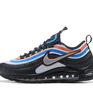 Nike Air MAX 97 Air Cushion Fashion Men Casual Sport Running Shoes Sneakers