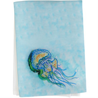 Jellyfish Guest Towel