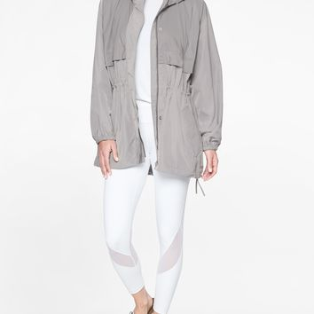 Rainfall Swing Parka|athleta