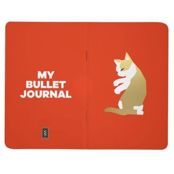 Fortune Cat (Chinese New Year) Journal