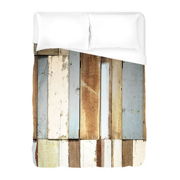 Wood Memory Duvet Cover