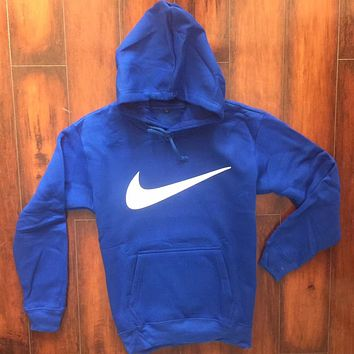Nike cowl neck sweater