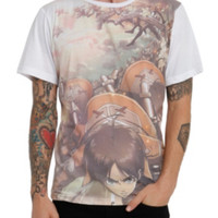 Attack On Titan Sublimation T-Shirt
