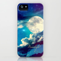 Moonlight - for iphone iPhone & iPod Case by Simone Morana Cyla