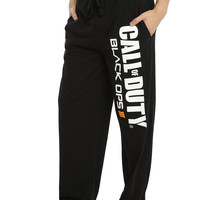 Call Of Duty: Black Ops III Logo Guys Pajama Pants
