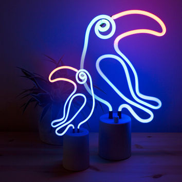 Toucan Neon Light | FIREBOX