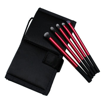 Professional Hypoallergenic Cosmetic Makeup Brush Kit  (5-Piece Set)