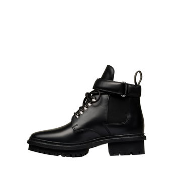 Balenciaga Unit Ankle Boots Black - Women's Ankle Boot