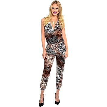 Giorgio West (New) Jumpsuit Womens Style : Cn239413