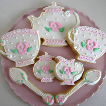 Tea For Two Sugar Cookies