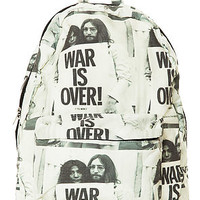 The War Is Over Backpack