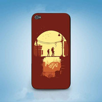 The Last of Us Best customized for iphone 4/4s/5/5s/5c ,samsung galaxy s3/s4/s5 and ipod 4/5 cases