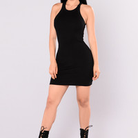 Amaris Dress - Black