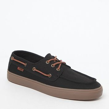 Vans Chauffeur SF Black Shoes - Mens Shoes - Black/Gum