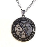 X-Men First Class Necklace