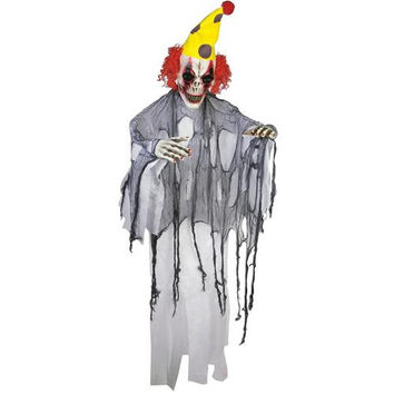 Halloween Prop: Evil Clown 6 Poly Foam Prop