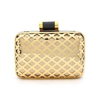 Gold Rush Clutch - Gold