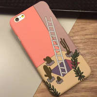 Cool Anti-skid iPhone 5s 5se 6 6s Plus Cover Case + Gift Box 371