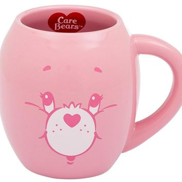 Care Bears Cheer Bear Mug 18 Oz Ceramic Cup (29061)
