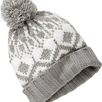 Women's Fair Isle Knit Hats