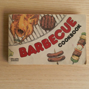 Barbecue Cookbook - Vintage 70s Cookbook - Recipe book
