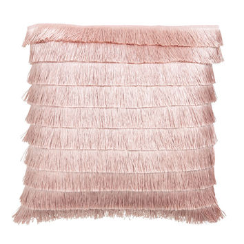 H&M Cushion Cover with Fringe $12.99