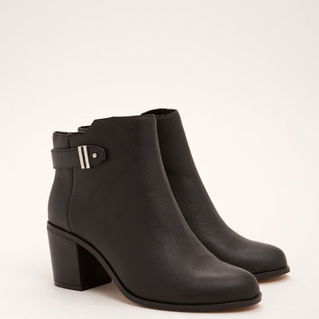 Torrid Collection Genuine Leather Booties (Wide Width)