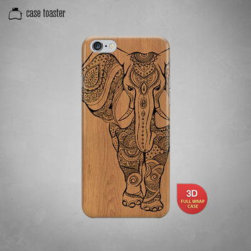 "Ancient Indian elephant  - iphone 6 case (4.7""), iphone 6 plus case (5.5""), iphone 5C case, iphone 5S case, iphone 4S case"