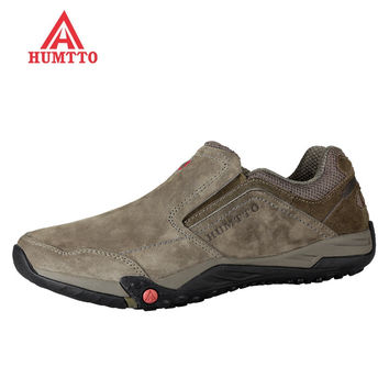 new hiking shoes outdoor trekking camping hombre climbing hunting boots men sport leather