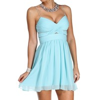Elly-mint Prom Dress