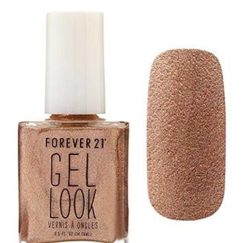 Nude Gel Look Nail Polish
