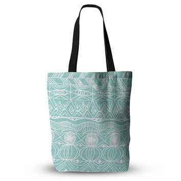 "Catherine Holcombe ""Beach Blanket Bingo"" Everything Tote Bag"