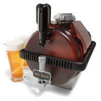 Beer Machine Home Beer Making Kits at Brookstone—Buy Now!