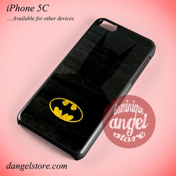 Batman 4  Phone case for iPhone 5C and another iPhone devices